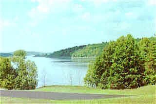 Beautiful Patoka Lake